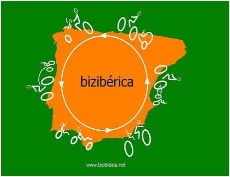 bizibérica - Bizibérica: 10 familias están recorriendo la Penísula Ibérica en bicicleta