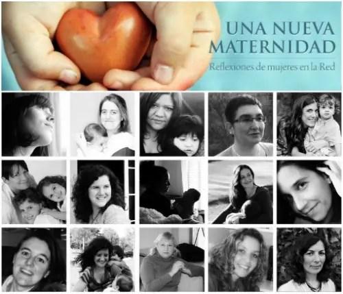 una nueva maternidad1 - Estamos en la presentación del libro en Barcelona