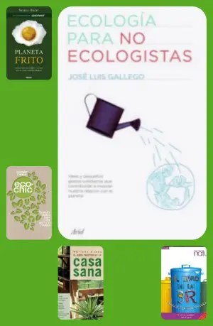 5 libros de ecologia cotidiana