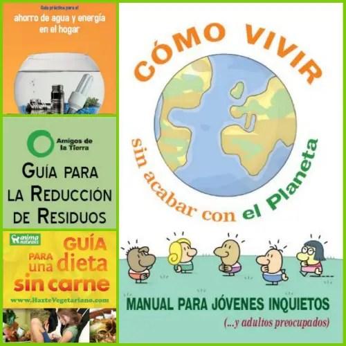 Collage de Picnik2 - 5 libros gratuitos con ideas para un hogar ecológico. Los viernes de Ecología Cotidiana
