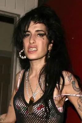 amy winehouse - Amy Winehouse y el Club de los 27