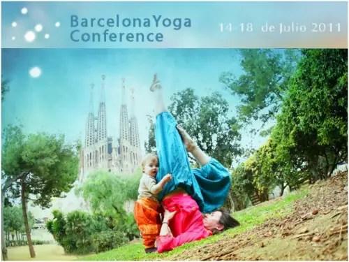 barcelona yoga conference - Barcelona Yoga Conference, 14-18 julio 2011