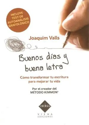 """buenos dias y buena letra - """"Da instrucciones nocturnas a tu cerebro, ¡Y obedecerá!"""". Entrevista al entrenador de inteligencia emocional Joaquim Valls"""