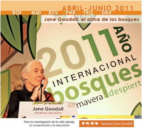 boletin jane goodall abril 2011