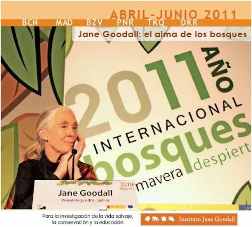 jane - Boletín del Instituto Jane Goodall en pdf, abril-junio 2011