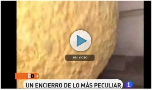 boloencierro - Esferas gigantes para sustituir a los animales en los encierros