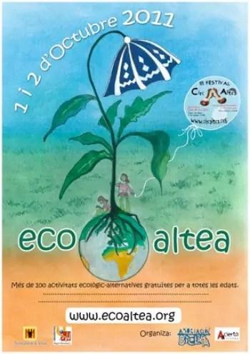 ecoaltea - Ecoaltea 2011: feria alternativa