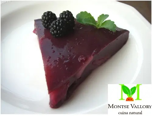 montse vallory gelatina moras