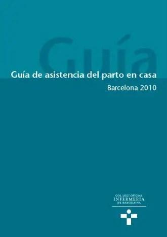 guia atencion parto casa barcelona 2010