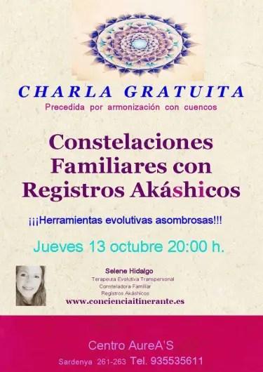 selene barcelona - Conferencia de Registros Akáshicos en Barcelona, 13 de octubre 2011