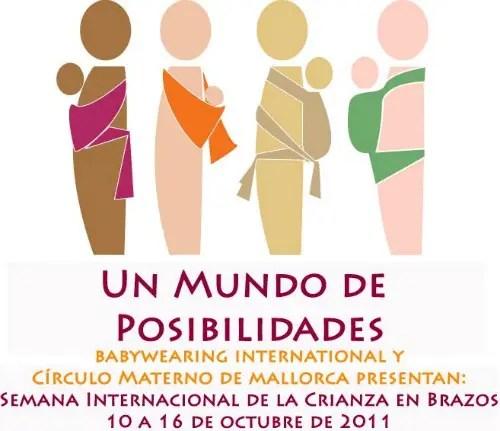 semana brazos - Semana Internacional de Crianza en Brazos 2011