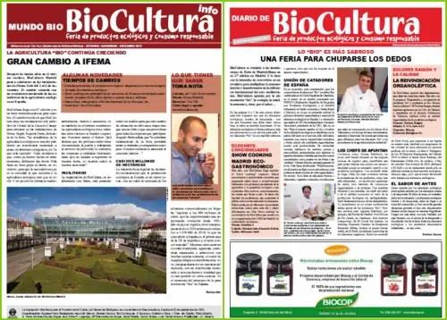 biocultura otoño 2011