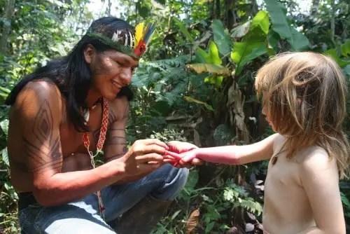 """La selva es vuestra casa2 - """"De viaje con mis hijos"""": concurso online de relatos"""