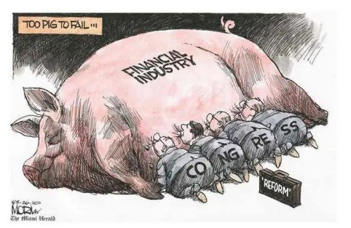 Too Pig To Fail - Too-Pig-To-Fail