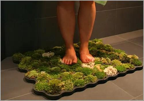 alfombra - Ecología en el baño. Los viernes de Ecología Cotidiana