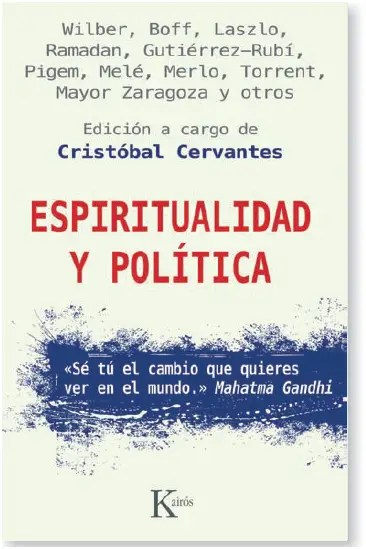 espiritualidad y política - espiritualidad y política
