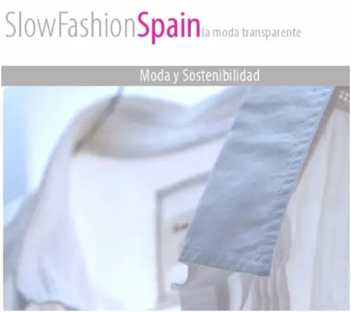 slow fashion - SLOW FASHION SPAIN: la moda transparente