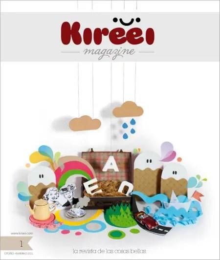 PORTADANUM11 - Kireei Magazine nº 3: la revista de las cosas bellas