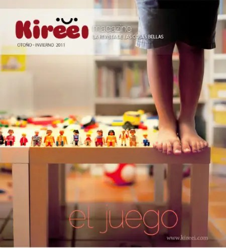 kireii1 - Kireei Magazine nº 3: la revista de las cosas bellas