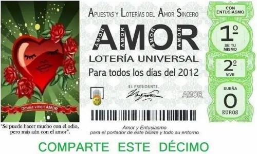 loteria amor - loteria amor