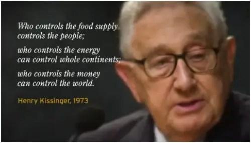 thrive kissinger - THRIVE: documental revelador. ¿Qué nos están ocultando, quién y cómo cambiará el mundo con la energía libre?