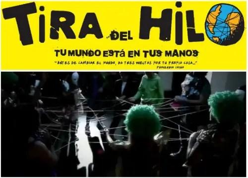 tira del hilo1 - TIRA DEL HILO: tu mundo está en tus manos (videoclip)