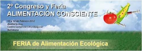 II feria alimentación consciente - II feria alimentación consciente