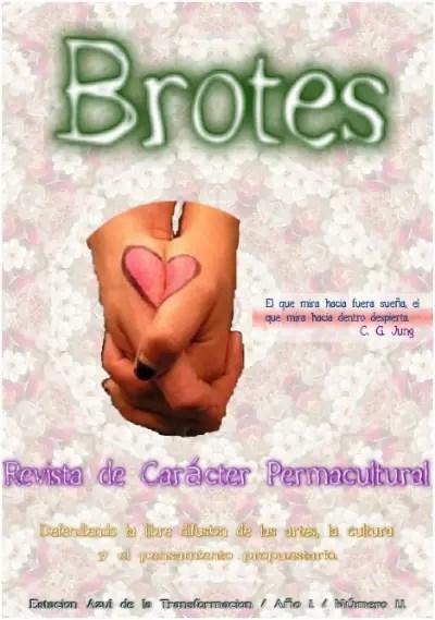 brotes 11: revista permacultura