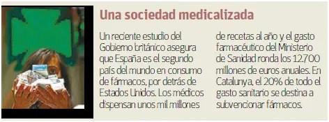 medicilización sociedad