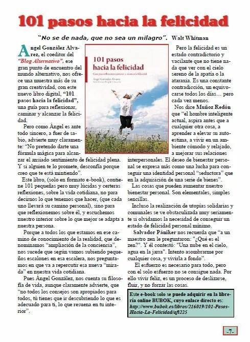 101 pasos - PRENSA
