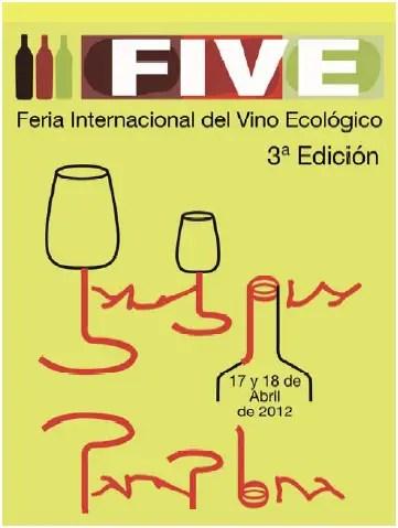 five 20121 - Five 2012, Feria Internacional de Vino Ecológico en Pamplona