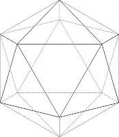 icosaedro lineal -  EL PENTAGRAMA: El significado arcano de los símbolos: (5)