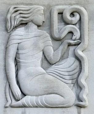 Hygeia -  EL PENTAGRAMA: El significado arcano de los símbolos: (5)