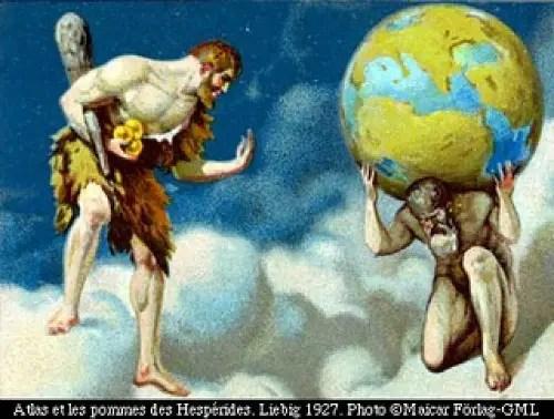 atlas - atlas hércules