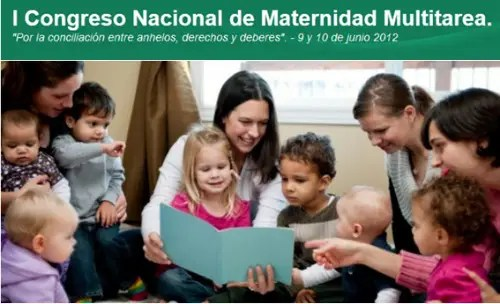 congreso maternidad multitarea
