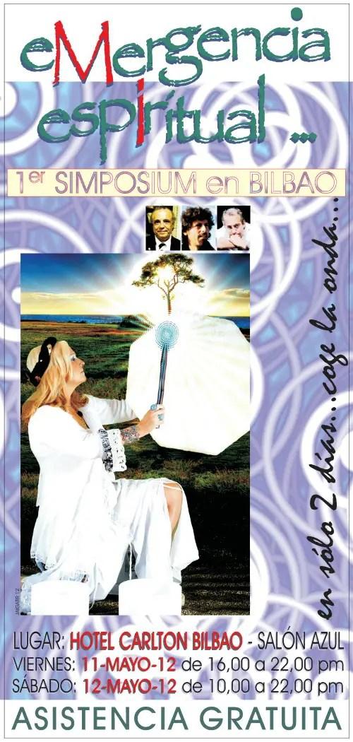 emergencia espiritual bilbao 1 - Simposium Emergencia Espiritual en Bilbao (gratuito)