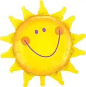 sol y felicidad
