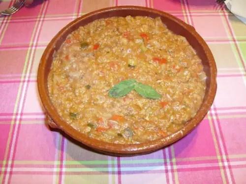 sopa de tomate - SOPA DE TOMATE