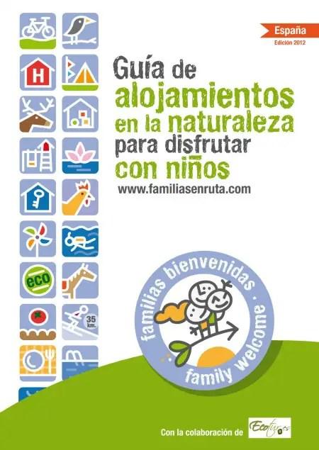 guia alojamiento - guia alojamiento en la naturaleza para disfrutar con niños