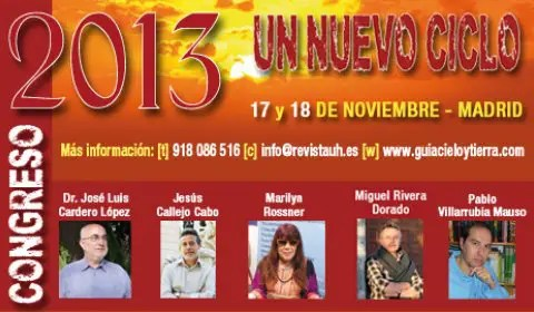 2013 Un Nuevo Ciclo - 2013: Un Nuevo Ciclo. Congreso en Madrid