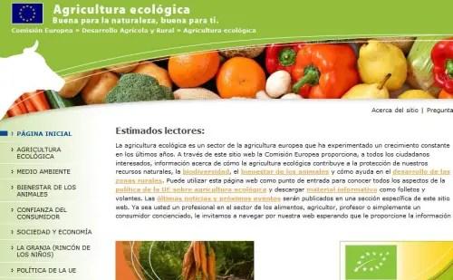Agricultura ecologica - Agricultura ecologica