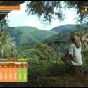 Calendario IJGE oct2011 - Calendario-fondo de escritorio Jane Goodall: octubre 2011