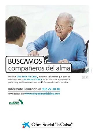 "Compañeros del Alma la Caixa - Compañeros del Alma. Campaña de la Obra Social ""la Caixa"""