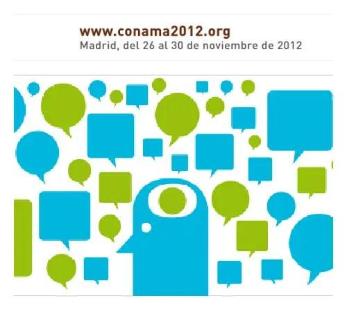 Conama 2012 - CONAMA 2012: Congreso Nacional del Medio Ambiente. Reinventémonos