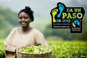 Da un paso 21 - Da un paso por el comercio justo
