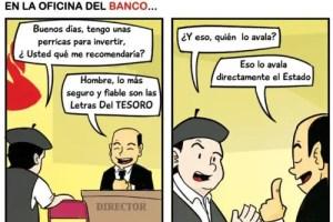 EF1 - Viñeta La verdad fotovoltaica en España 2: posibles consecuencias de los planteamientos del Ministerio