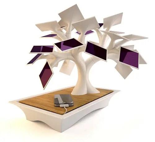 Electree - Electree - bonsai solar para regargar gadgets