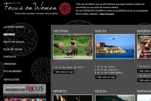Focus on Women - Focus on Women