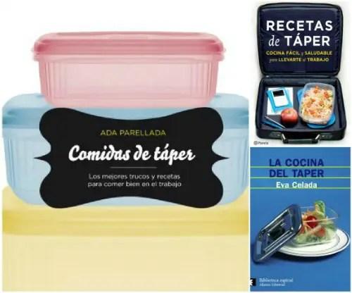 LIBROS COMIDAS DE TAPER - LIBROS-COMIDAS-DE-TAPER