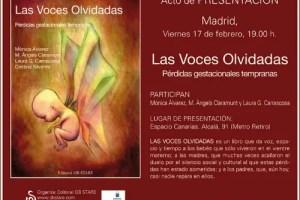 """Las Voces Olvidadas presentación MADwb - Presentación del libro """"Las Voces olvidadas"""" en Madrid, 17 de febrero 2012"""